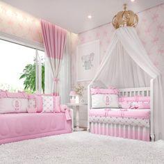 b64749116 12 melhores imagens de Quarto de Bebê Valentina - Leisi Almeida e ...