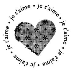 image Scrapbooking, Tampons, Etiquette, Valentines, Stamp, Vintage, Bonheur, Red Rose Flower, Red Roses