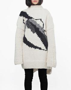 wool and the gang giles swampy Knitwear, Cool Style, Fashion Accessories, Men Sweater, Vogue, Pullover, Wool, Knitting, Sleeves