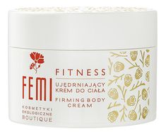 FITNESS Body Firming Cream has a light texture and delicately absorbs into the skin. It contains active plant substances, such as green tea, goji berry, rosemary and jujube extracts, which stimulate natural regeneration processes, protecting the skin from the destruction of collagen and elastin. Organic Roses, Organic Plants, Cinnamic Acid, Body Firming Cream, Natural Vitamin E, Flower Oil, Light Texture, Natural Essential Oils, Natural Cosmetics