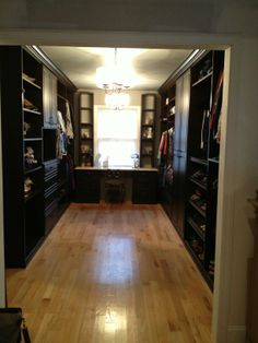 Chocolate Closet