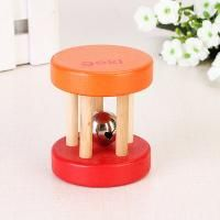 Wooden Bell Toy Early Childhood Music Educational Toys-Blocks Toys