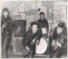 o pesquisador II: The Beatles no The Cavern Club