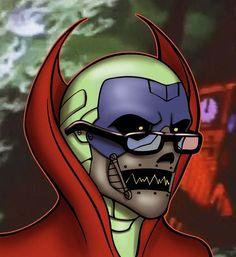 Prime Evil its...me!!! #Ruggine