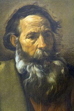 San Pablo (Diego Velázquez) Arte-Paisaje Spanish Painters, Spanish Artists, Caravaggio, Claude Monet, Portrait Art, Portraits, Paul Gauguin, Art Espagnole, Henri Matisse