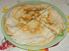Zabudnite na tradičný spôsob prípravy palaciniek. Po tomto recepte už nebudete palacinky pripravovať ako predtým | Báječný život Pancakes, Pie, Ethnic Recipes, Desserts, Food, Torte, Tailgate Desserts, Cake, Deserts