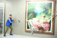 If you grumble about kids these days with their iPhones and selfie sticks, this museum is not for you.  Art Museum that Encourages Selfies Opens in the Philippines | Mental Floss