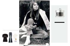 The List | The Icon: Francoise Hardy & The Beauty Fix: Bastien Gonzalez | Magazine | NET-A-PORTER.COM Francoise Hardy, World Of Fashion, Spirit, The Incredibles, Magazine, My Style, Beauty, Women, Beleza