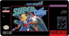 Emularoms: Super Copa (BR) [ SNES ]