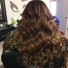 awesome 35 Impeccable Full Sew In Ideas - Using Weaves to Get a Complete Hair Makeover Check more at http://newaylook.com/best-full-sew-in-ideas/