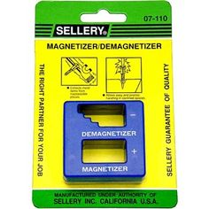 SELLERY MAGNETIZER / DEMAGNETIZER-07110