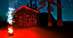 The Long Dark - Milton Supply Caches The Long Dark, Base, Game Design, Painting, Video Games, Survival, Environment, Gaming, Concept