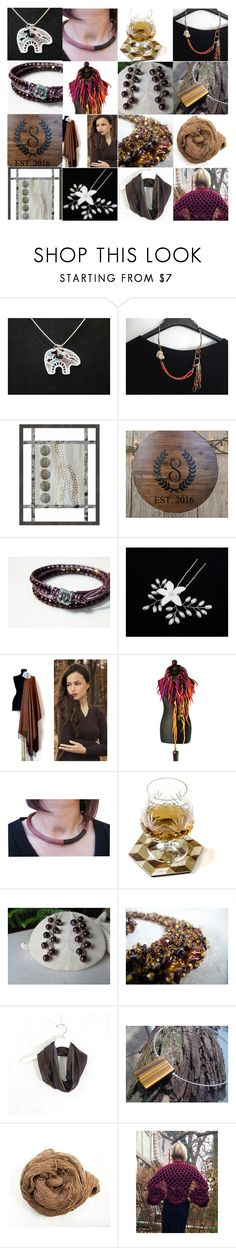 It's a Treasure! by inspiredbyten on Polyvore featuring мода