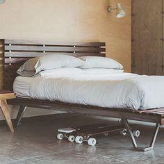 Slat Bed_V1 #Awesome, #Bed, #Design