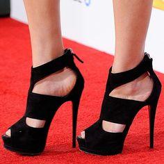 Sexy high heels from Giuseppe Zanotti.