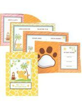 Lion King Child Bathe Souvenir E-book&#one hundred sixty;-&#one hundred sixty;Social gathering Metropolis...