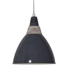 Op zoek naar een gave lamp? Neem dan bijvoorbeeld deze charmante Hanglamp Phoebe in de kleur grijs afkomstig van het merk Licht & Living. Deze moderne lamp is gemaakt van metaal en heeft een houten deel aan de boven kant. Al met al is deze grijze hanglamp Phoebe een trendy & mooie sfeermaker!