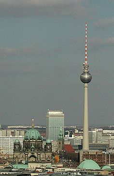 Fernsehturm, Berlin Germany