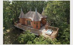 Châteaux dans le arbres/Nojals-et-Clotte