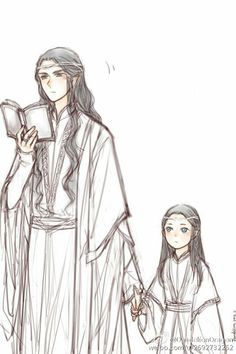 Fingolfin and Fingon