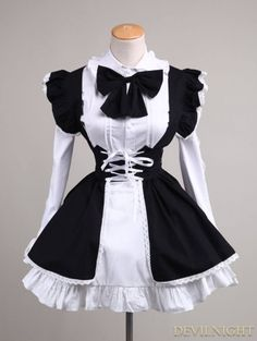 Maid dress - Buscar con Google