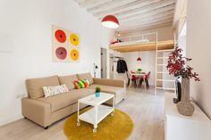 Sprawdź tę niesamowitą ofertę na Airbnb: Romantic Studio for young couples - Apartamenty do wynajęcia w: Málaga