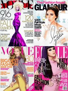The September Covers Are Here! And We've Got All 37 of 'Em