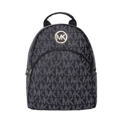 c4daa684a60c Fashion Michael Kors Jet Set Travel Logo Small Black Backpacks Online! Michael  Kors Tote,