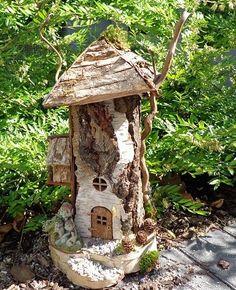 Fairy House built by Dieter Andersen