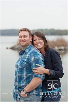 Lindsey & Brock's engagement session #photography #engagement #couples