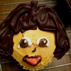 Dora cupcakes from my kitchen!