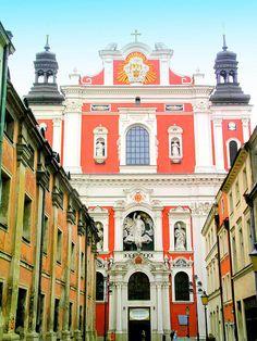 Poznan, Poland.
