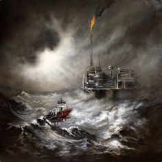 Bob Barker Art : In The Thick Of It