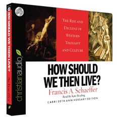"""FREE """"How Should We Then Live?"""" Audio Book Download (Religious) on http://www.icravefreebies.com/"""