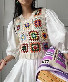 Crochet Clothes, Christmas Sweaters, Knitting, Style, Fashion, Outfits, Ideas, Swag, Moda