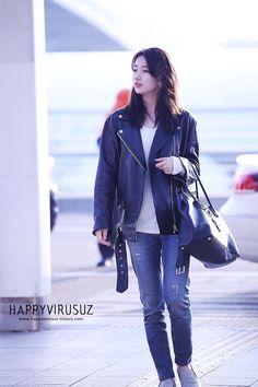 #missa, #suzy, #airport, #fashion