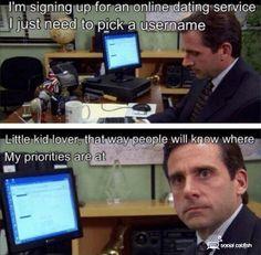 online dating friends