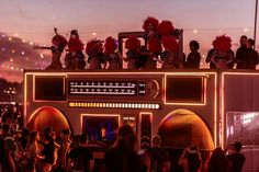 New York Electric Daisy Carnival returns to the East Coast May 14–15, bringing our super blooming beats, funkdafied freaks, and full-size carnival rides to Citi Field. Join us Under the Electric Sky!