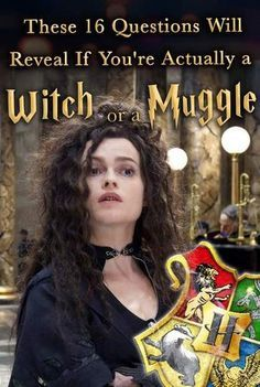 Quiz: These 16 Questions Will Reveal If You're Actually A Witch Or A Muggle
