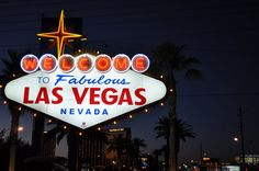 Snap some pictures and capture some great memories while at the famous Las Vegas sign! #CrawlVegas #VegasTuesdays