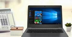 A Positivo anunciou nesta semana o lançamento no Brasil da linha Stilo de notebooks que se destaca pelo design mais fino. De acordo com a Positivo, o usuário pode escolher entre diversos modelos e configurações da linha Stilo com preços a partir de 1.200 reais - valor do modelo de entrada XC3550, com chip Intel Atom Cherry Trail e Windows 10 Home Entry Notebook. http://www.blogpc.net.br/2016/10/Novos-Notebooks-Positivo-com-preco-a-partir-de-1200-reais.html #notebooks #Positivo