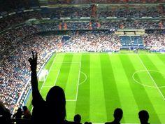 BERNABÉU - MADRID #futboll #championsleague
