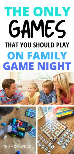 Need new and exciting games for family game night that your kids will love?  Try out this list of strategy games for boys and girls.