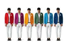 Altea. // Uno en cada color // One in every color! <3