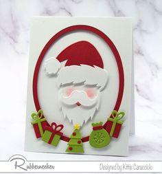 FS715, Santa's Face by kittie747 - FS Hostess at Splitcoaststampers