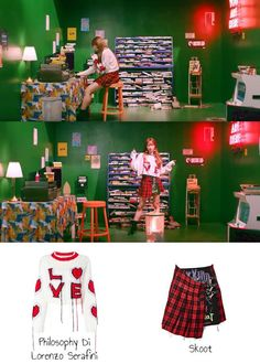 EXID I Love You MV Fashion - Hani