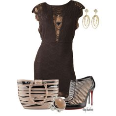 Untitled #756 by stephiebees on Polyvore