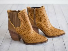 Reptile Beige Light Brown Boots - Frou Frou Shoes - Sexy Handmade - Shipping USA - Limited Edition - Booties Ankle Tex Style by froufroushoes on Etsy