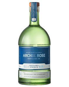 Archie Rose Distilling Co. Distiller's Strength Gin 700mL