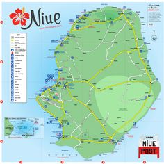Niue The Rock of Polynesia! Location: Niue is an island in the South Pacific Ocean. It sits nearly 1,500 miles from the coast of New Zealand.